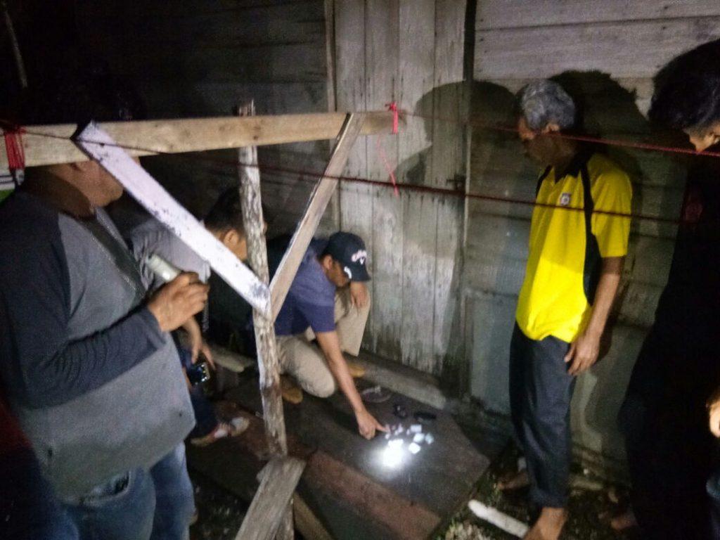 Panit II Satnarkoba Polda Riau,Amankan 11,47 Gram & 7 Butir Ekstasi Di Meranti