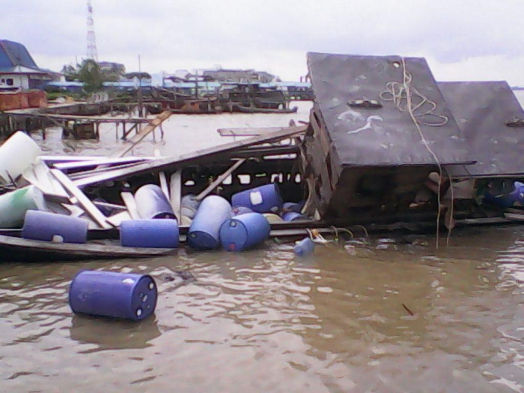 Ase Akui Ke Polisi Tidak Tahu Kenapa Kapal Pengangkut BBM Yang Diambil Dari APMSnya Meledak