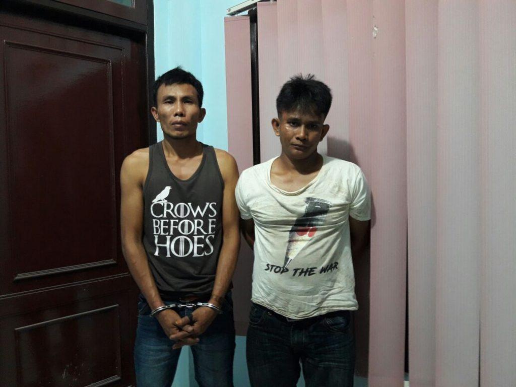 Shabu Lagi,Dua Orang Ini Diringkus Masuk Sel