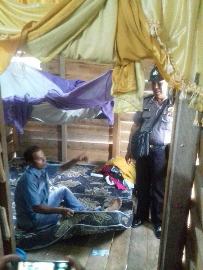 M.Padli (38) Pengusaha Panglong di Ledong Labura Dirampok 4 orang OTK