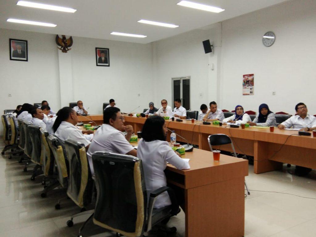 Plt Bupati Labuhanbatu,H.Andi Suhaimi Minta APBD TA 2019 Harus Tranparansi