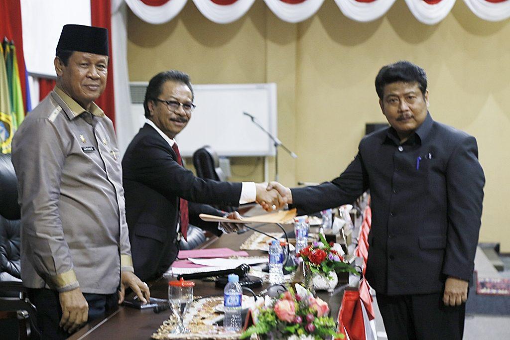 Fraksi Golkar DPRD Kepri : Honor Guru Non ASN Diharapkan Menjadi Prioritas