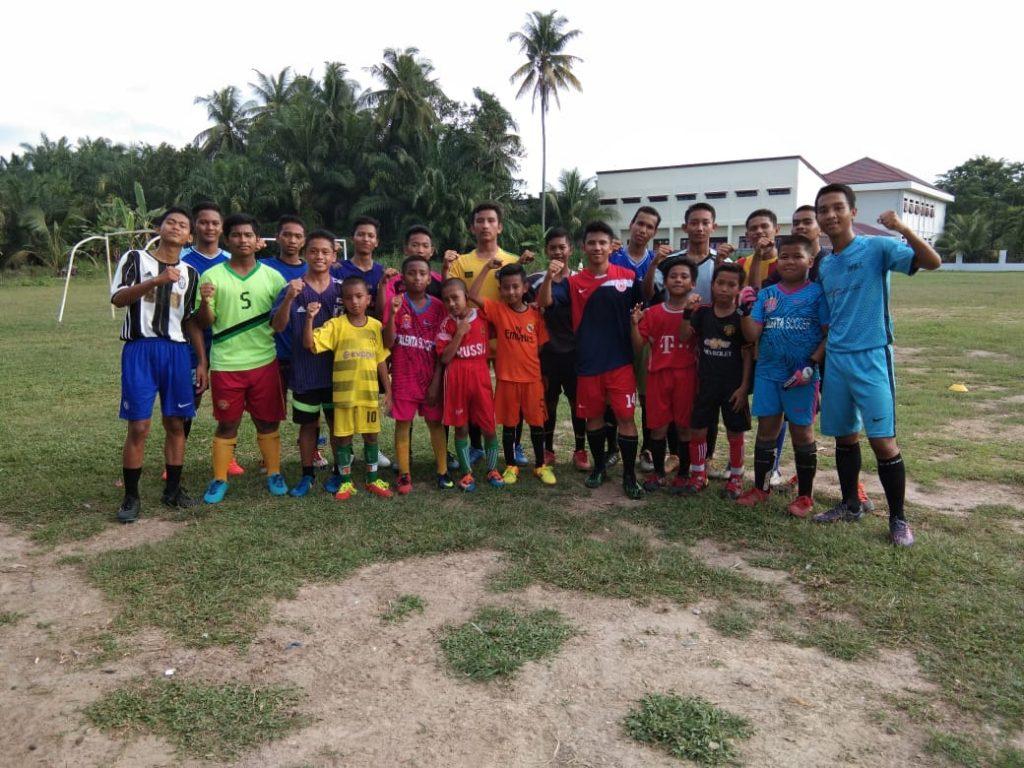 Anak Talenta Soccer Perkuat Tim Porwil Medan
