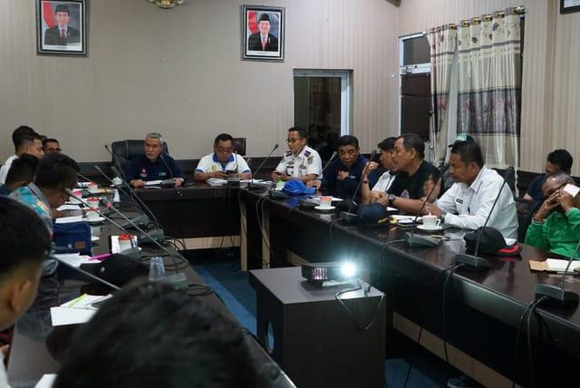 Wakil Bupati Gelar Audiensi Bersama Mahasiswa IPMK2M, Bahas Isu Strategis Daerah