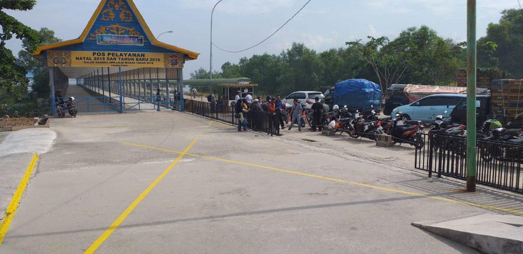 LSM dan DPP YLBHN Minta Utamakan Pelayanan Prima Penumpang Kapal Roro Dumai-Bandar Sri Junjungan