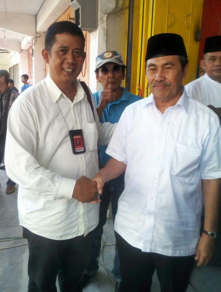 Ketua PWRI Dumai,Ikut Mendukung Gubri,H.Syamsuar Menertibkan Tempat Hiburan Malam dan Warnet di Riau