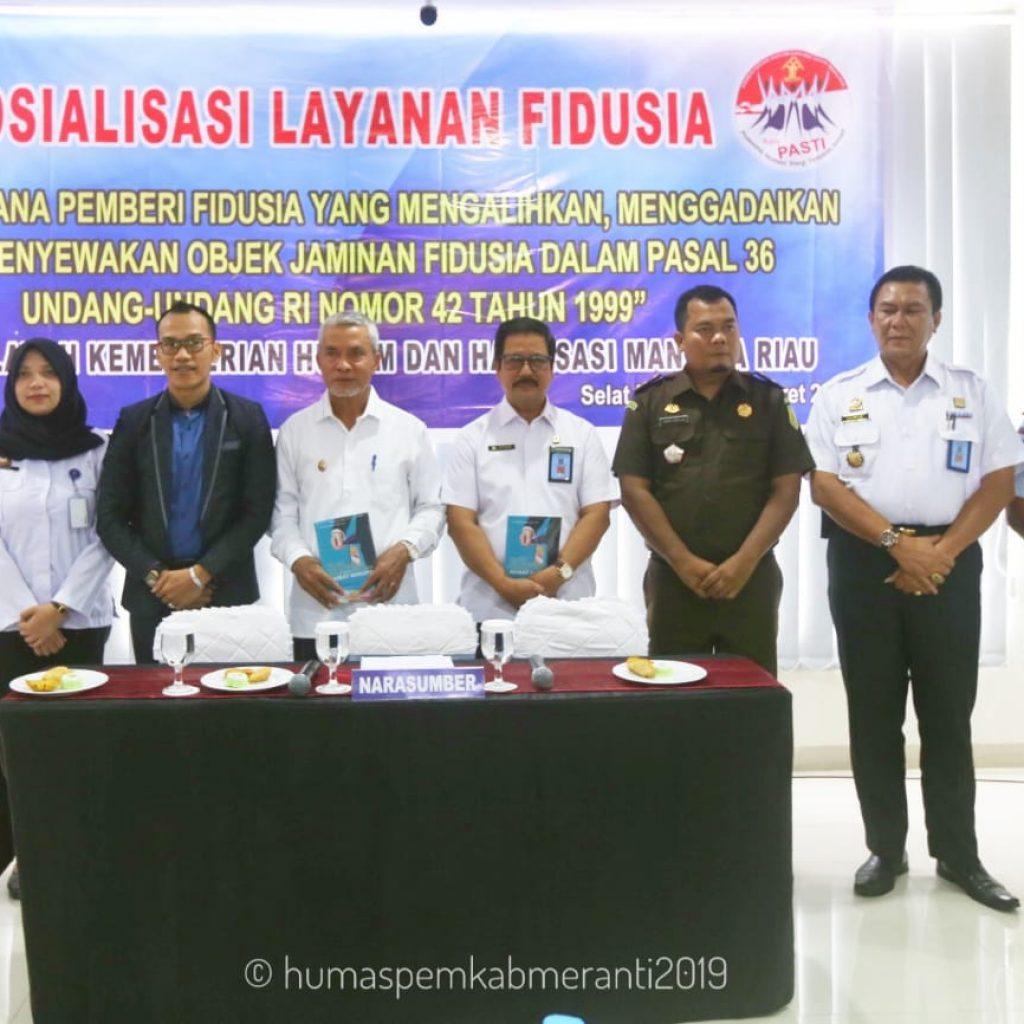 Imigrasi Kelas ll Selatpanjang Bentuk Dua TIMPORA Tingkat Kecamatan TA 2019 Kecamatan Tebing Tinggi Dan Kecamatan Tebing Tinggi Barat