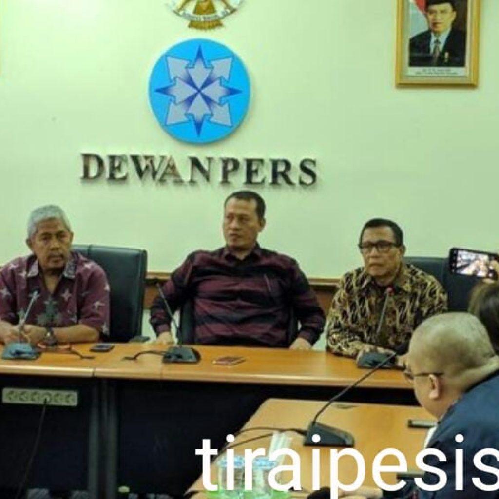 Dewan Pers Mediasi Tirto dengan TKN Jokowi