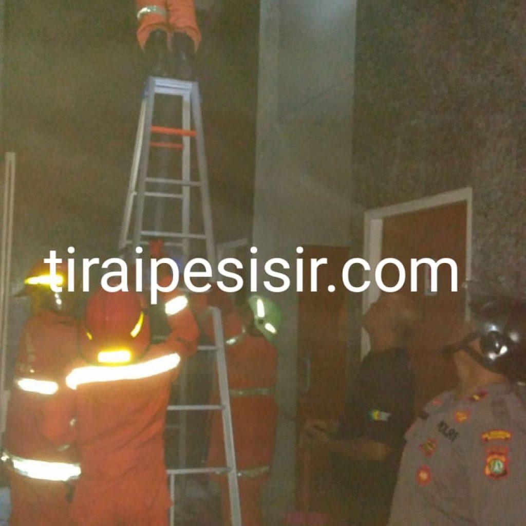 Kantor Kemenkes Gedung Suyudi Jl.HR.Rasuna Said Kuningan Setia Budi Jaksel Hampir Terbakar
