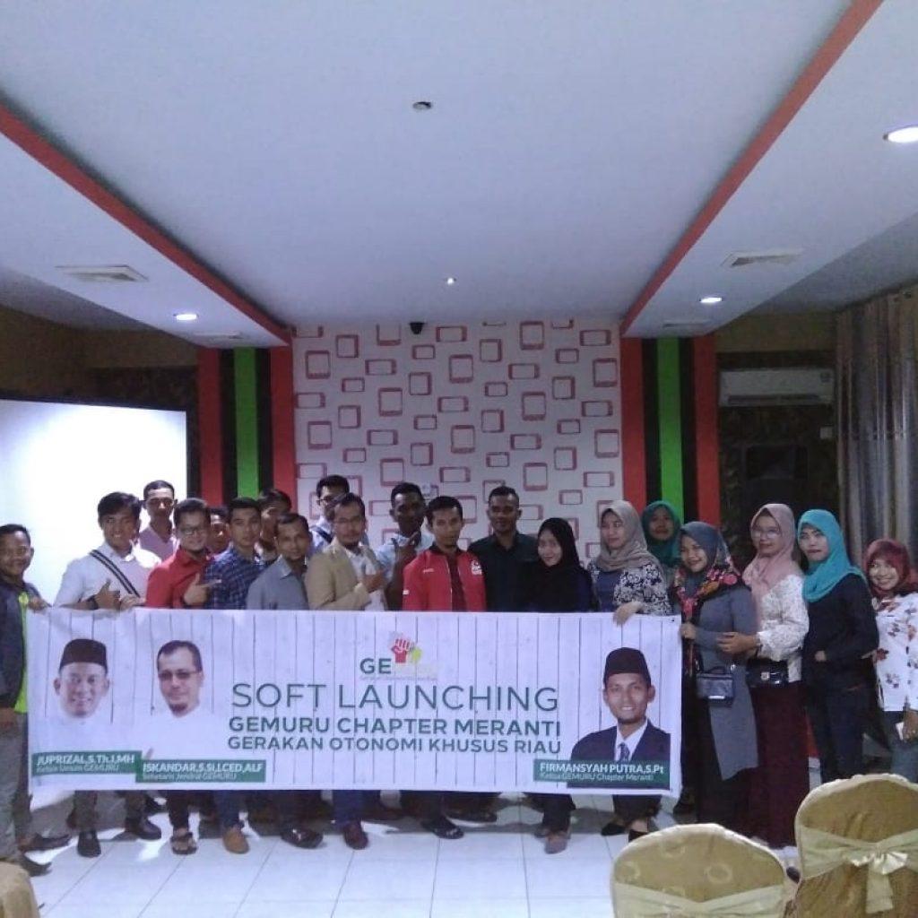"Firmansyah Putra Pimpin ""Soft Launching"" G-Otsus Riau 2019"