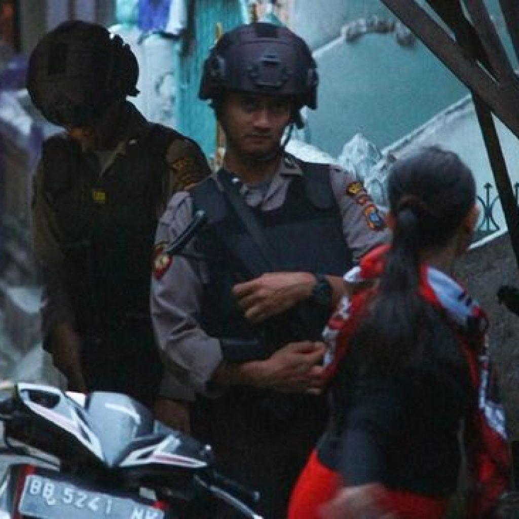 Polisi Sebut Istri dan Anak Terduga Teroris Sibolga Tewas