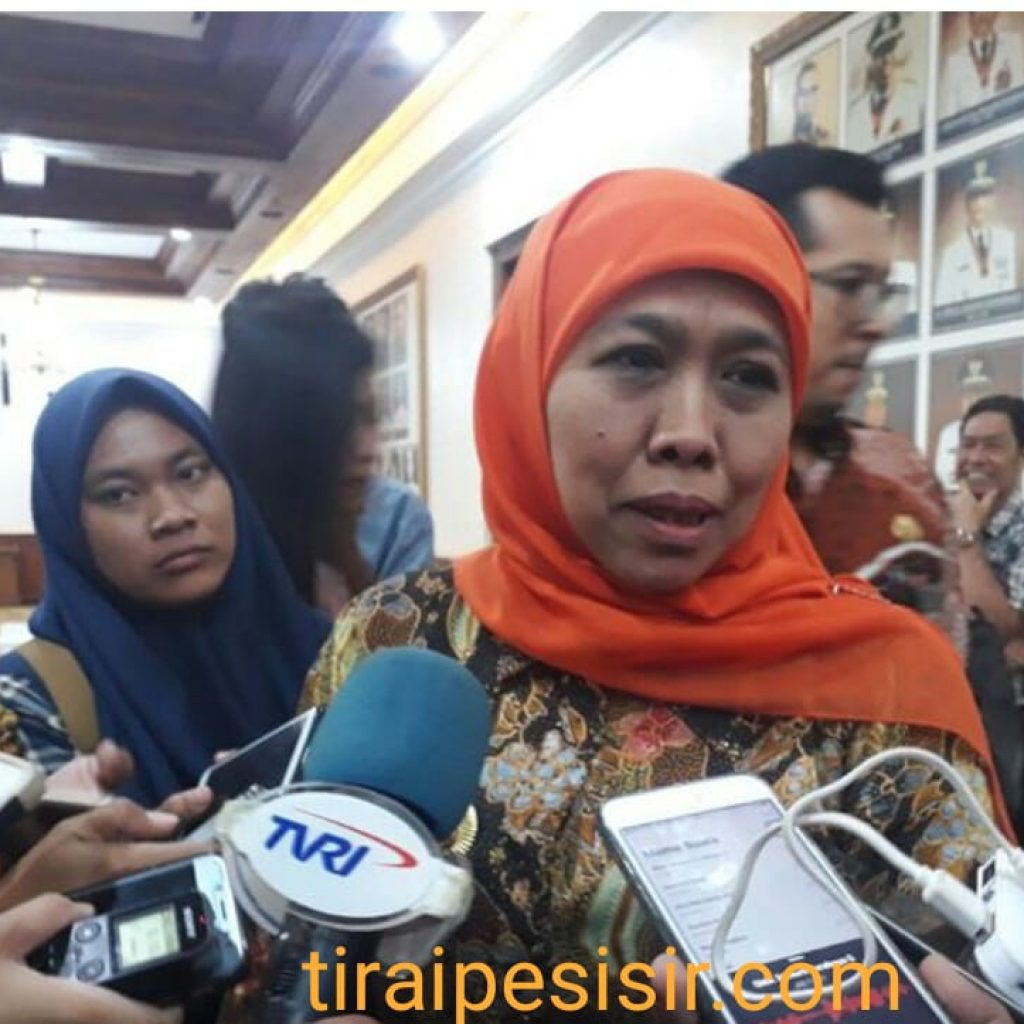KPK Jadwalkan Pemeriksaan Gubernur Jawa Timur,Khofifah,Hari ini