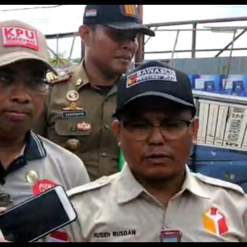 """Ketua Bawaslu Riau Rusidi Rusdan : """"Mengotak Atik Perolehan Suara Peserta Pemilu, bisa dipidana."""""""