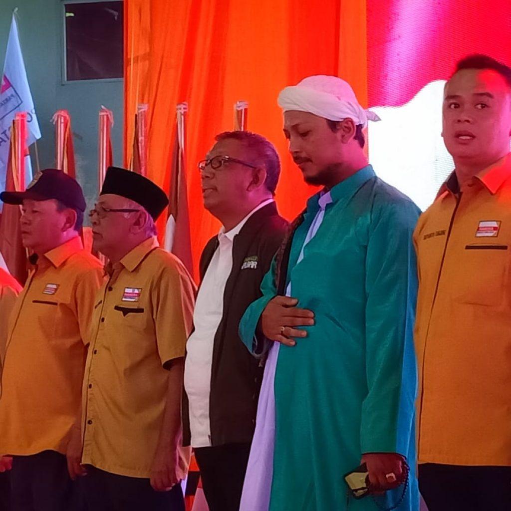 Gubernur Kalbar,H.Sutarmidji,Hadiri Kampanye Akbar Partai Hanura