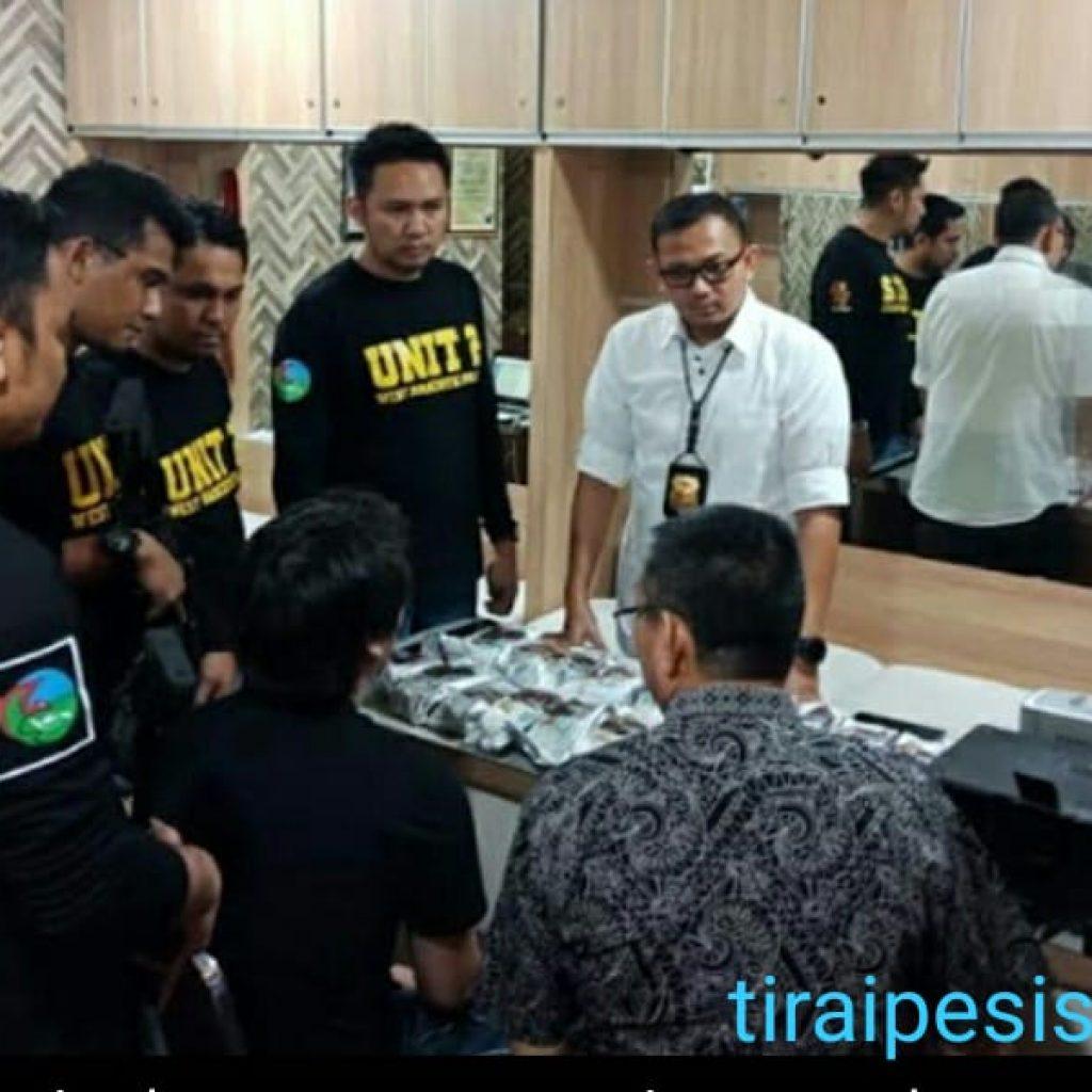 Sat Narkoba Polres Metro Jakarta Barat Kembali Gagalkan Peredaran Narkotika Jaringan Internasional