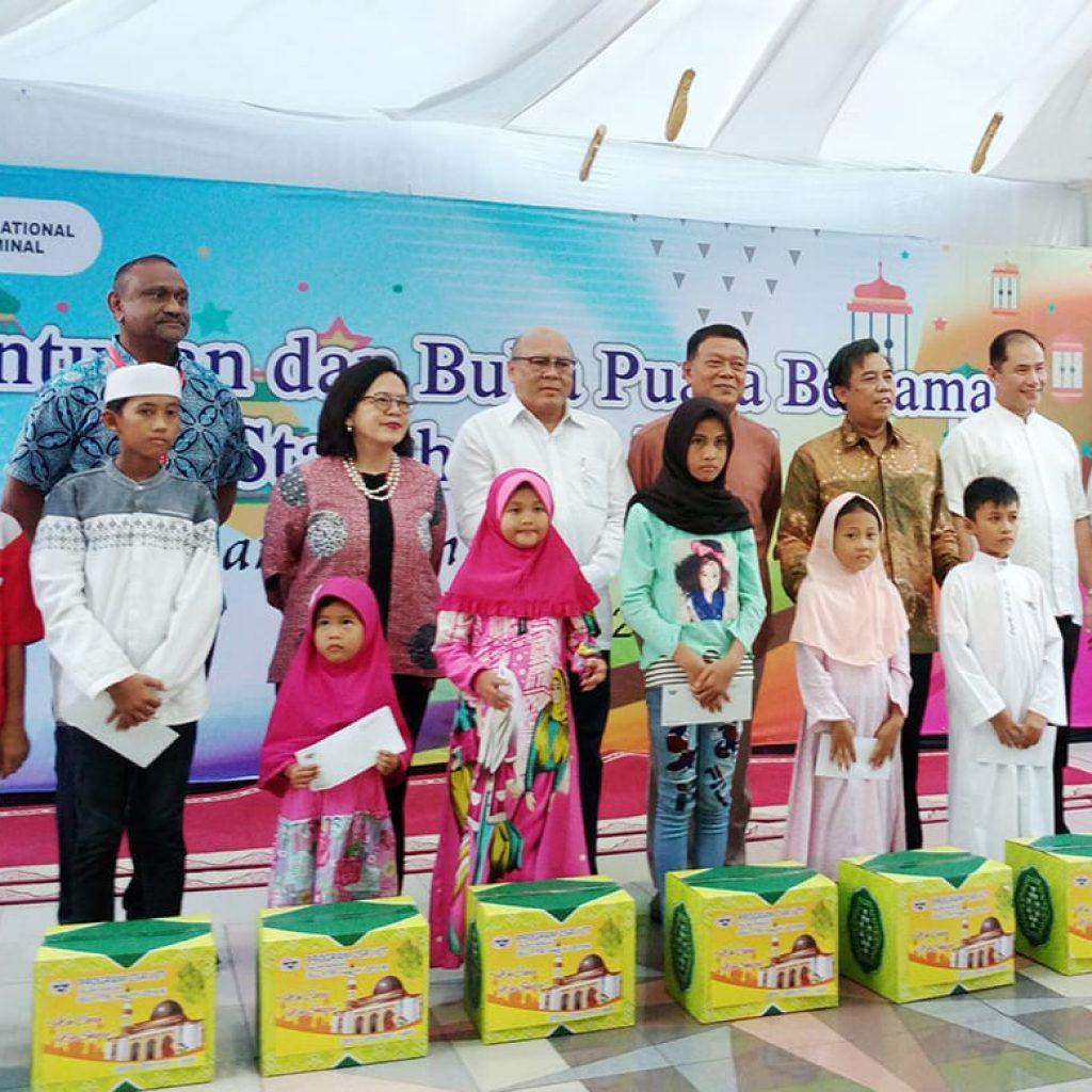 IPCM Gelar Kegiatan Buka Bersama dan Santuni Anak Yatim