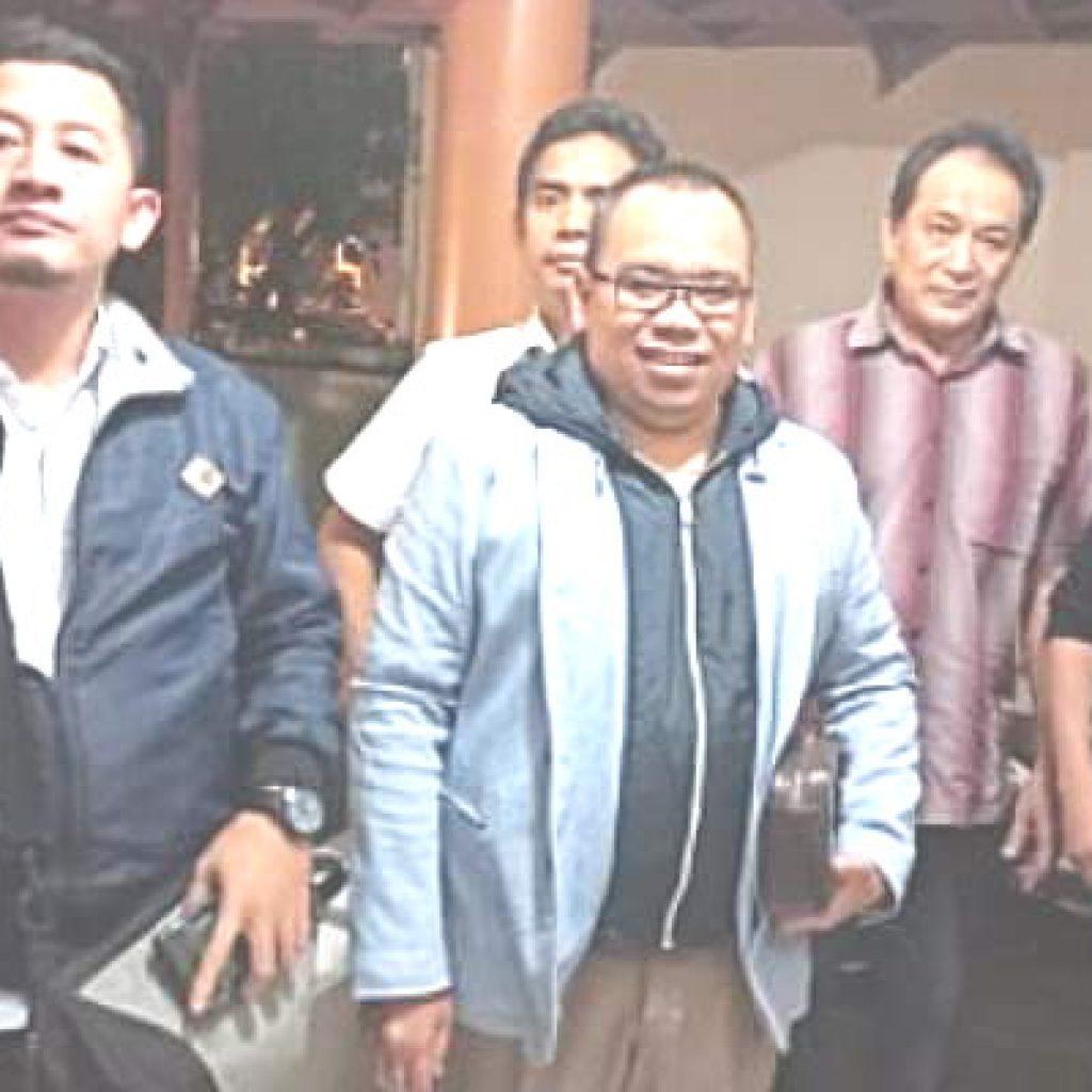 Mustofa Nahrawardaya Alias Tofa Lemon,Pemilik Akun Twitter Penyebar Hoax Dini Hari Tadi Digelandang Polisi