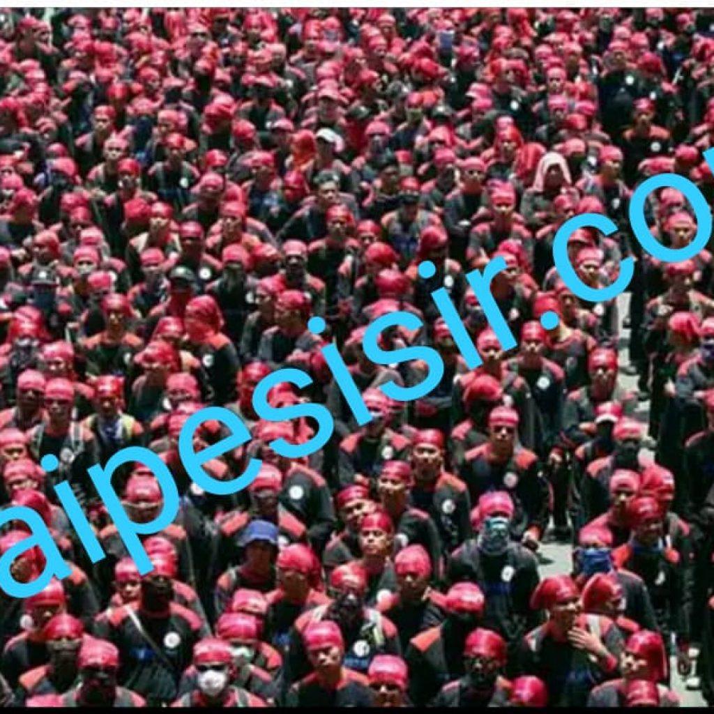 Peringatan Hari Buruh : Puluhan Ribu Buruh Sudah Tiba Di Jakarta