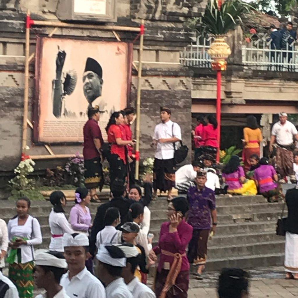 Gubernur Bali,Wayan Koster,Selengarakan Peringatan Ke-118 Tahun Hari Lahir Bung Karno