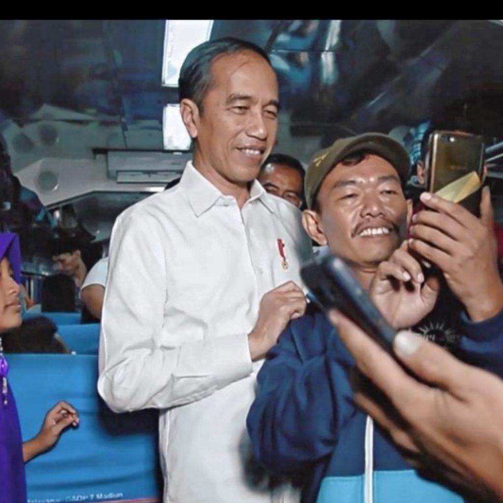 Malam Takbiran,Jokowi Akan Berkumpul Di Istana Bogor Bersama Keluarga