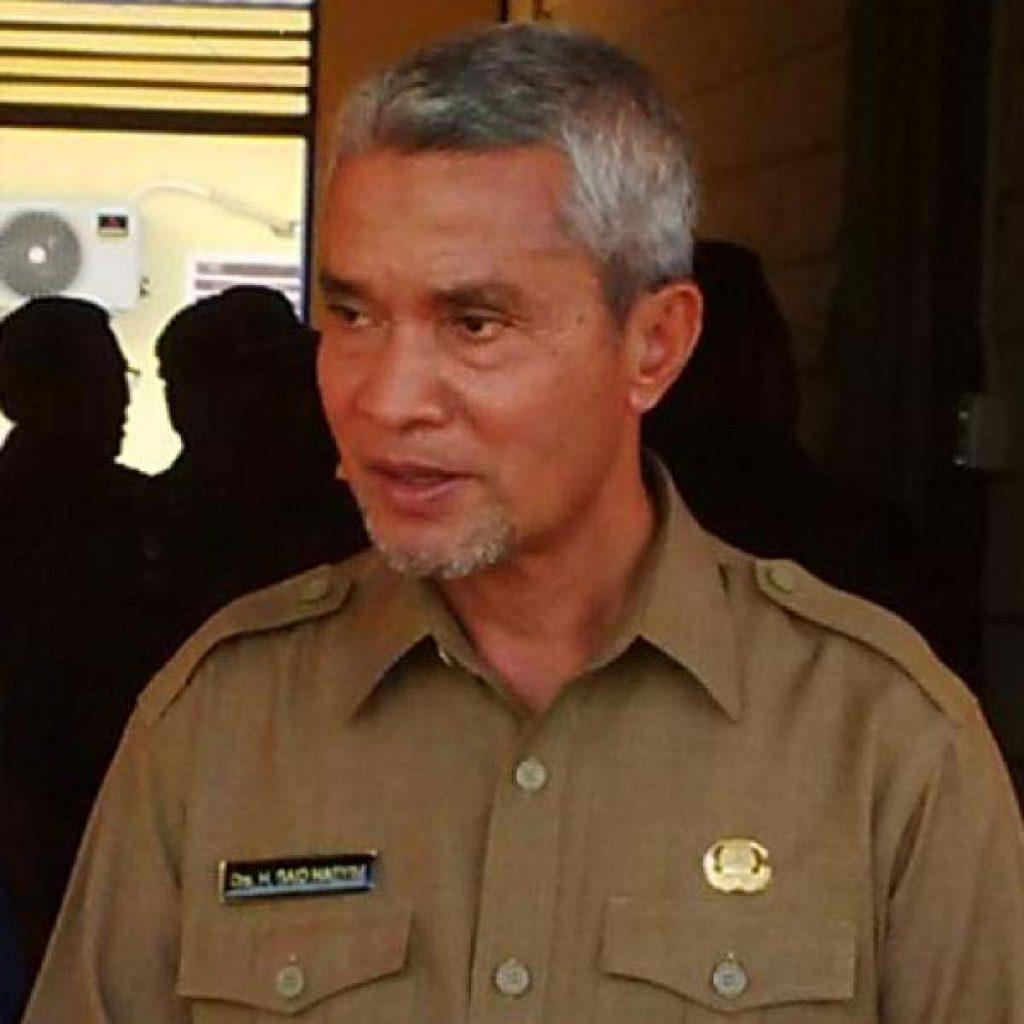 Terkait Kasus Korupsi Oknum PNS Dan Honorer Dishub Meranti, Wakil Bupati Angkat Bicara