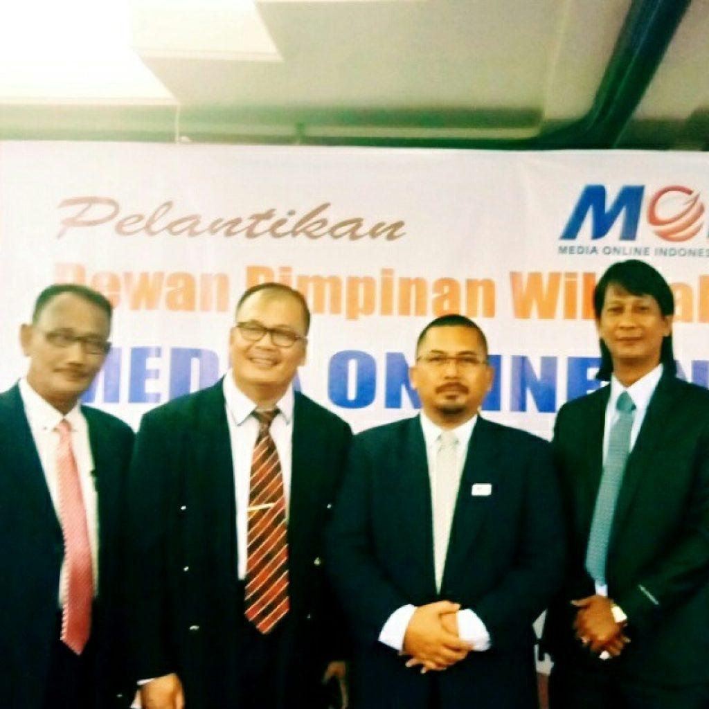 Taja BimTek-UKW, Ketua DPW MOI Riau Harapkan Pengurus DPC MOI Se-Provinsi Riau Ikut Serta