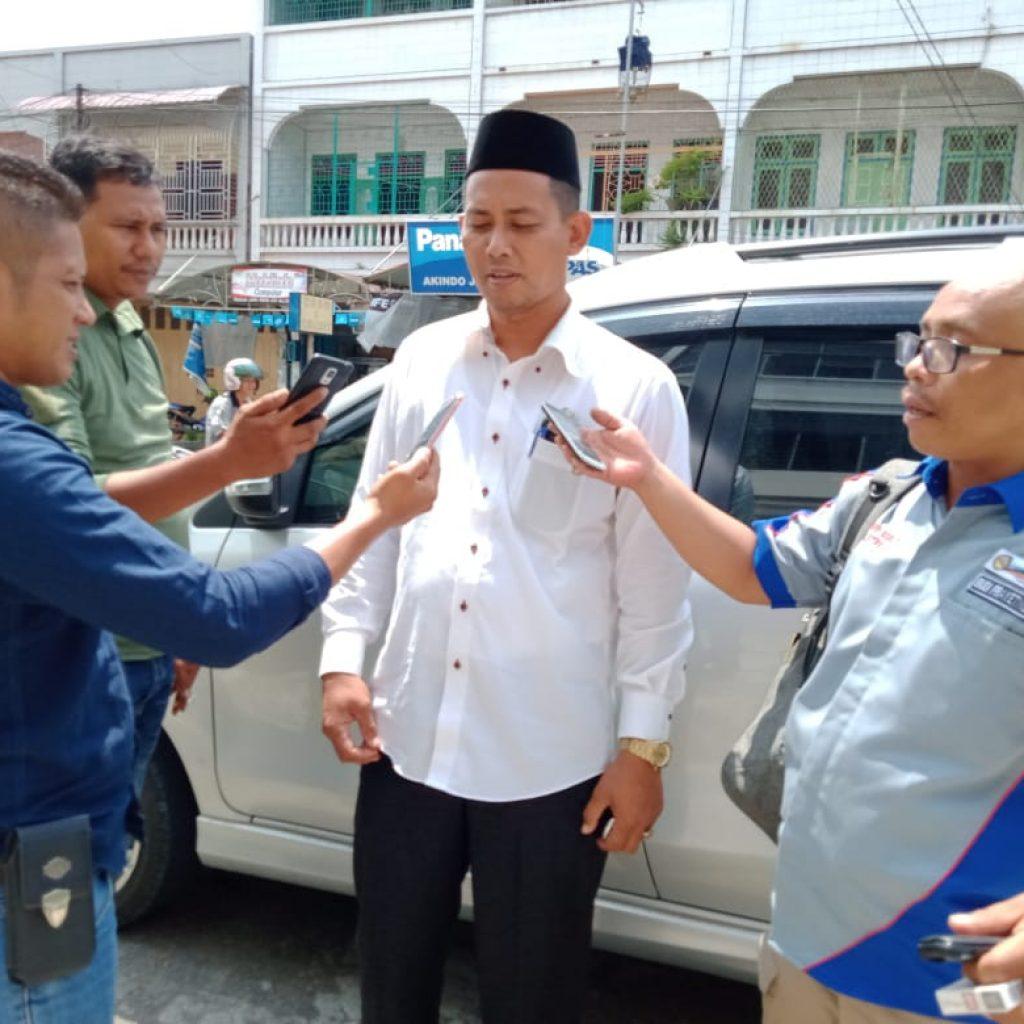 JCH Bengkalis Mengikuti Manasik Haji dan Umroh di Madinah