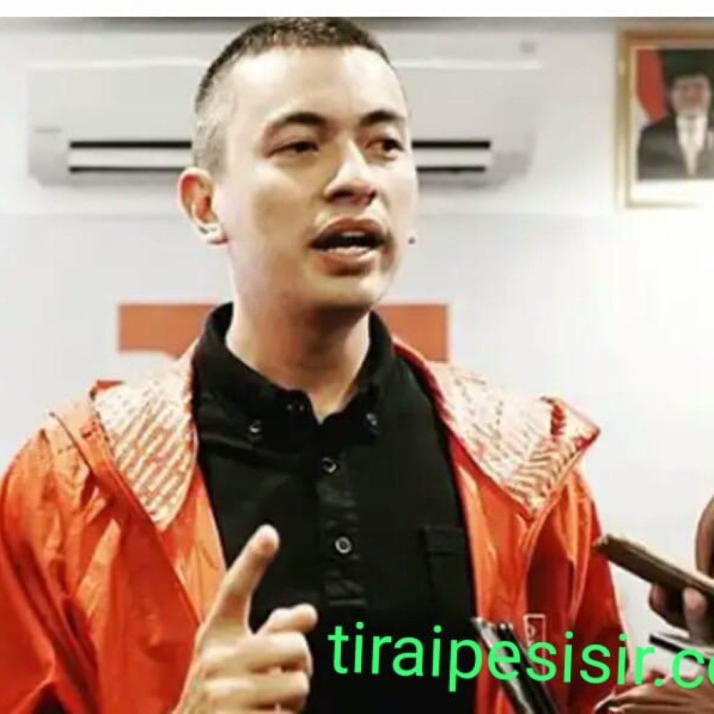 Wakil Ketua DPW PSI DKI,Rian Ernest,Siap Jika Hendak Dilaporkan Ke Polisi