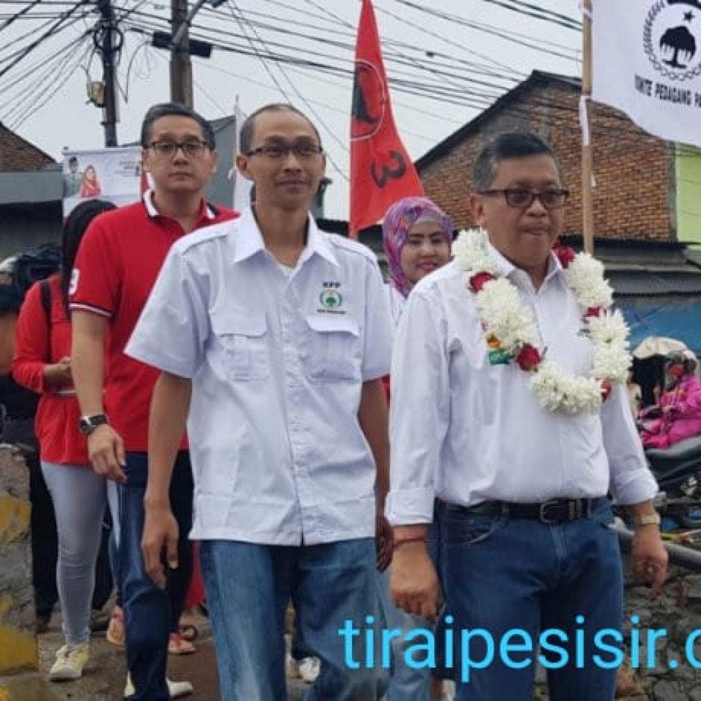Rosyid Arsyad : Rekonsiliasi Tak Perlu Minta Jatah Menteri,KPP Bersama Relawan Jokowi Tolak Parpol Pro Prabowo Gabung Koalisi Jokowi