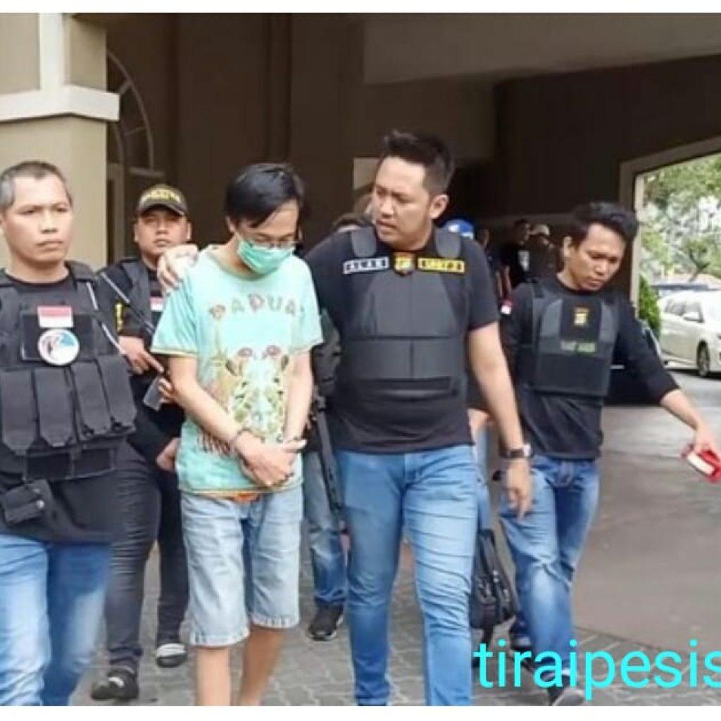 Polres Jakarta Barat Bongkar Sindikat Narkoba Di Apartemen Mediterania