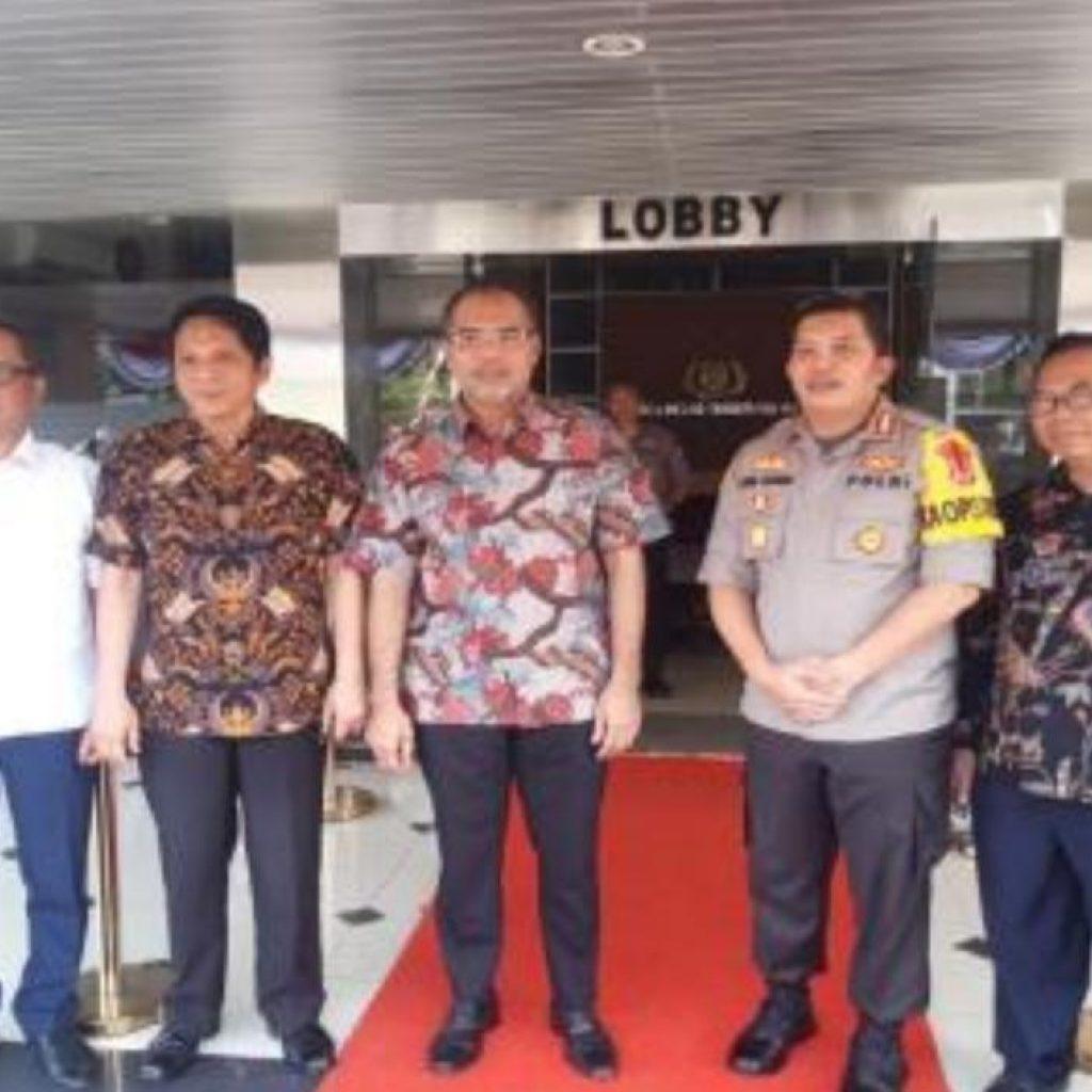 Kemenkumham Polisikan Wali Kota Tangerang,Arief R Wismansyah