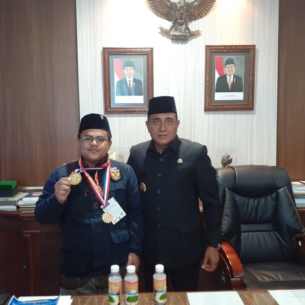 Ilmuwan Asal Sumut,Muhammad Ja'far Hasibuan Tagih Janji Gubsu
