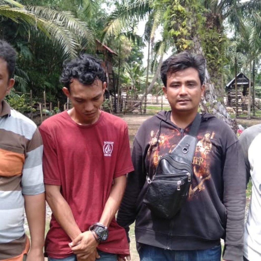 Dikibusi Masyarakat,Jamil Ditangkap Polisi