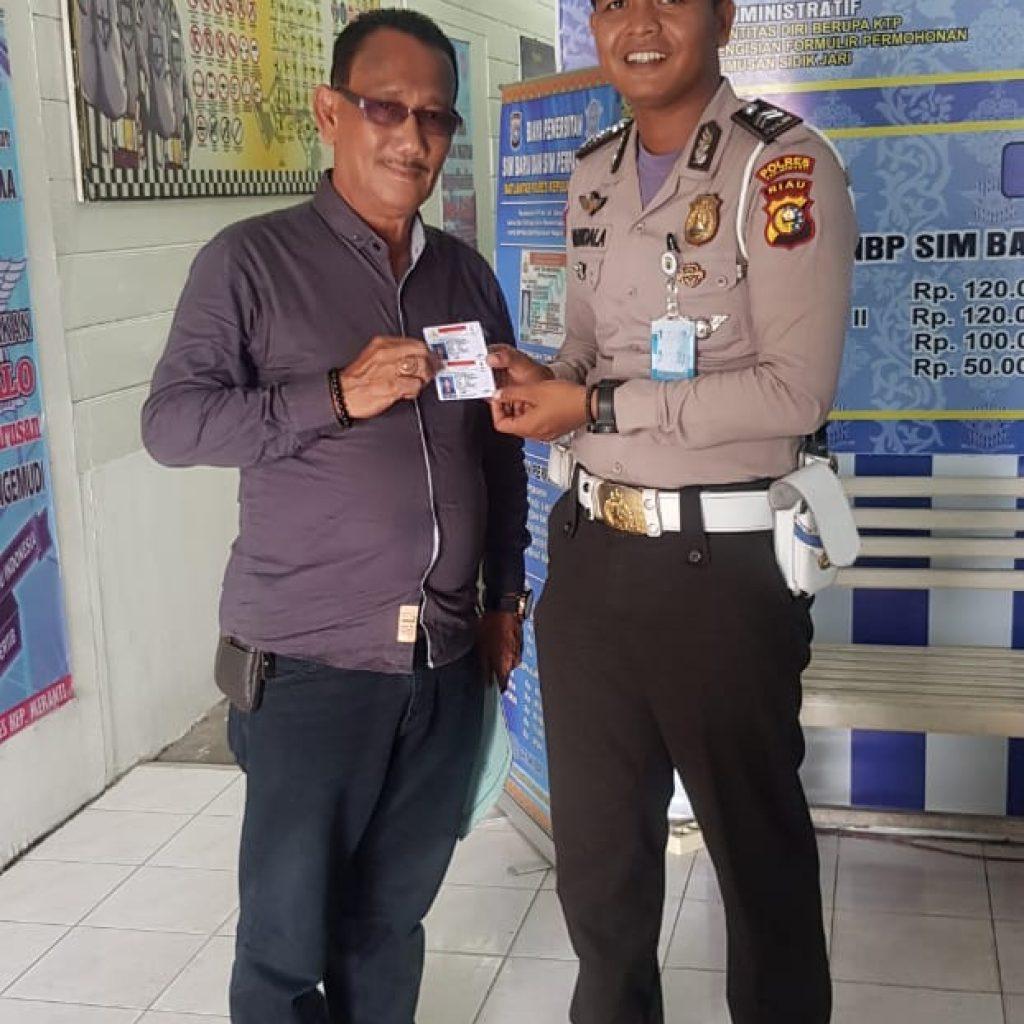 Ketua Pembina PWRI-B Meranti Mengajak Masyarakat Dukung Operasi Patuh Muara Tahus 2019