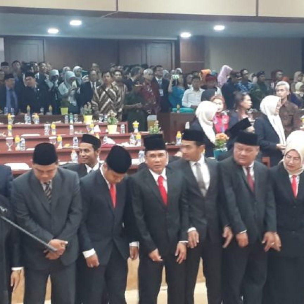 Ketua DPRD Tangsel Cuma Pindah Tangan, Golkar Masih Kuat