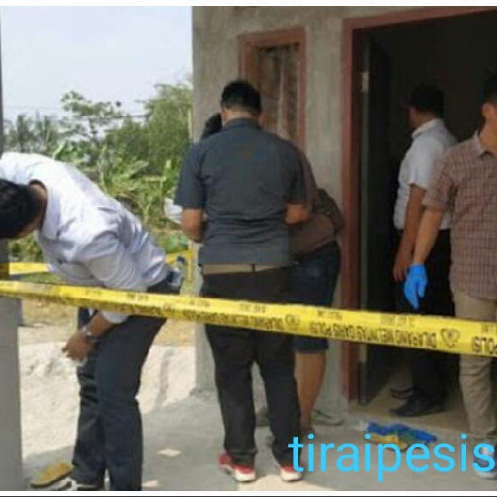 Korban Pembunuhan : Rustadi Ditusuk di Leher dan Kepala,Anak Diduga Dibanting Hingga Tewas