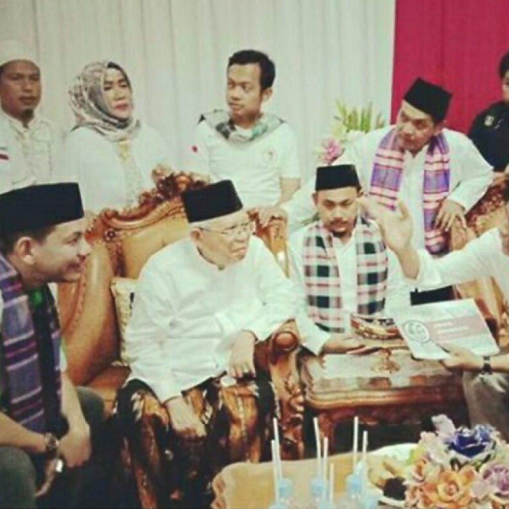 Ketua Umum Al Maun Minta Jokowi Ganti Menteri ESDM dan BUMN Terkait Padamnya Listrik Jawa dan Bali