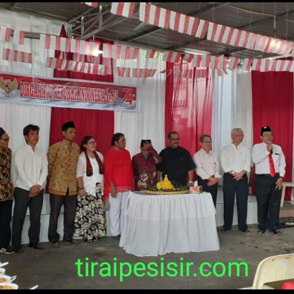 GPIB Sejahtera DKI Jakarta Rayakan HUT RI Ke-74 dengan Upacara,Ibadah dan Lomba