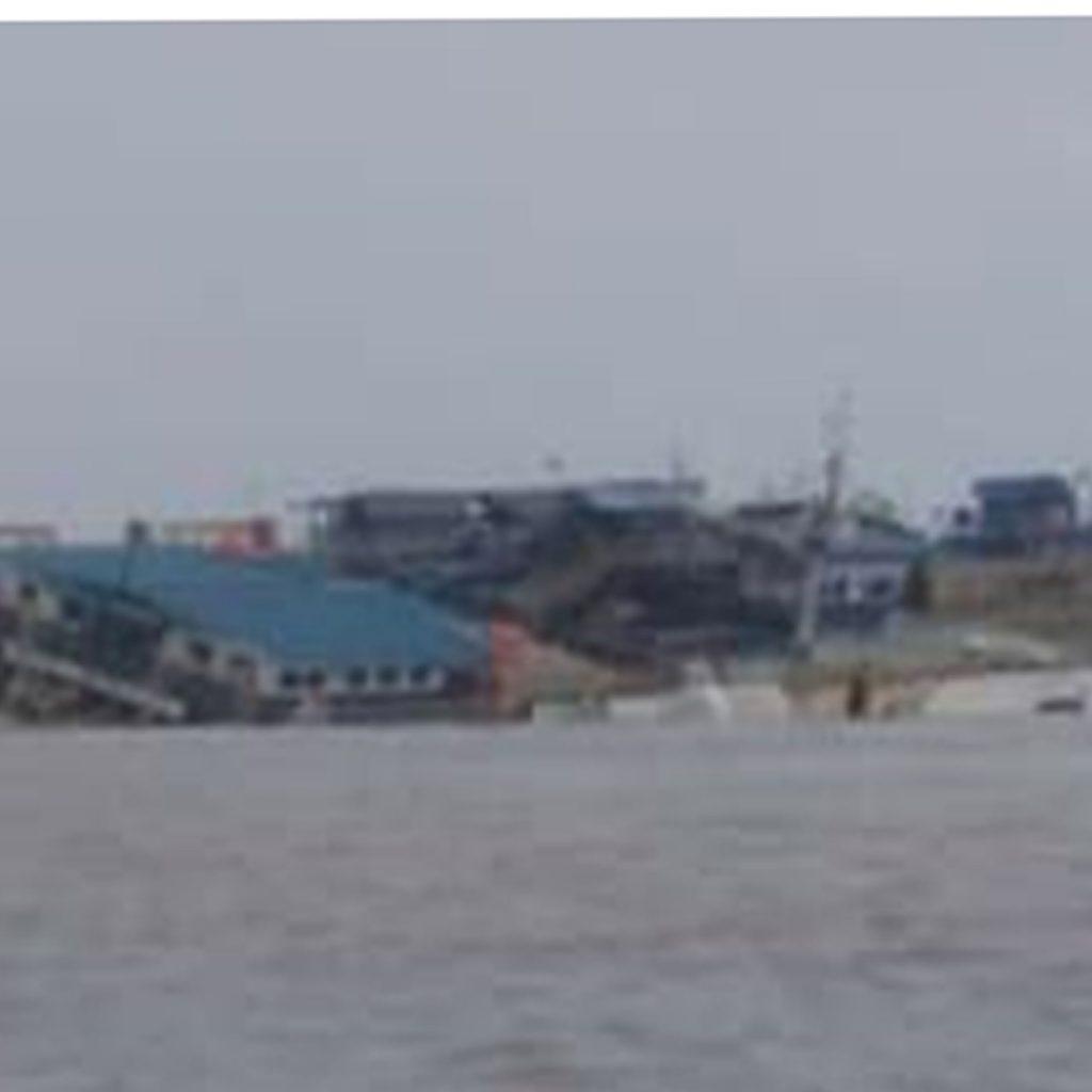 KIP Milik PT.WPJ Tenggelam di Perairan Kundur Karimun Belum Diketahui Apa Penyebabnya