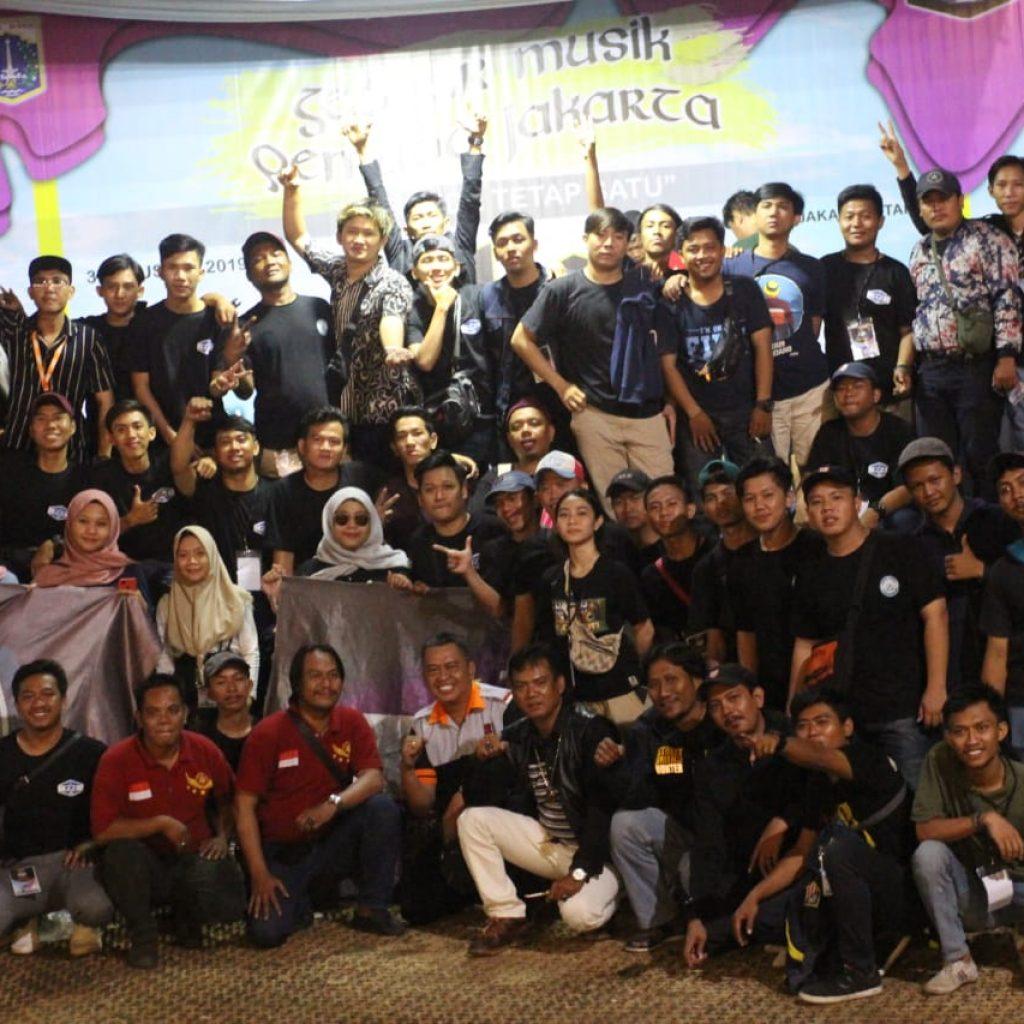 PPJ Sukses Gelar Acara Gebyar Musik Pemuda Jakarta