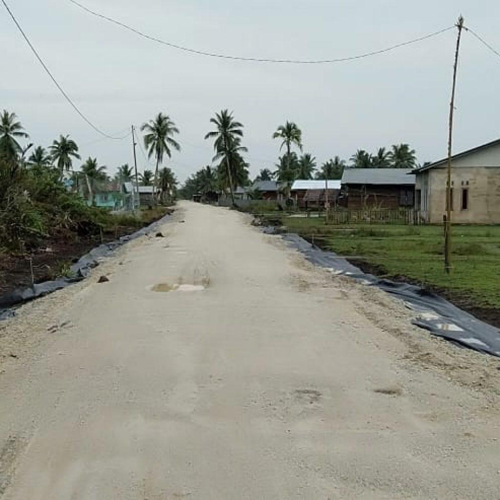 Pelaksanaan Proyek Peningkatan Jalan Pemuda Setia Selatpanjang Kota Diduga Sarat Penyimpangan