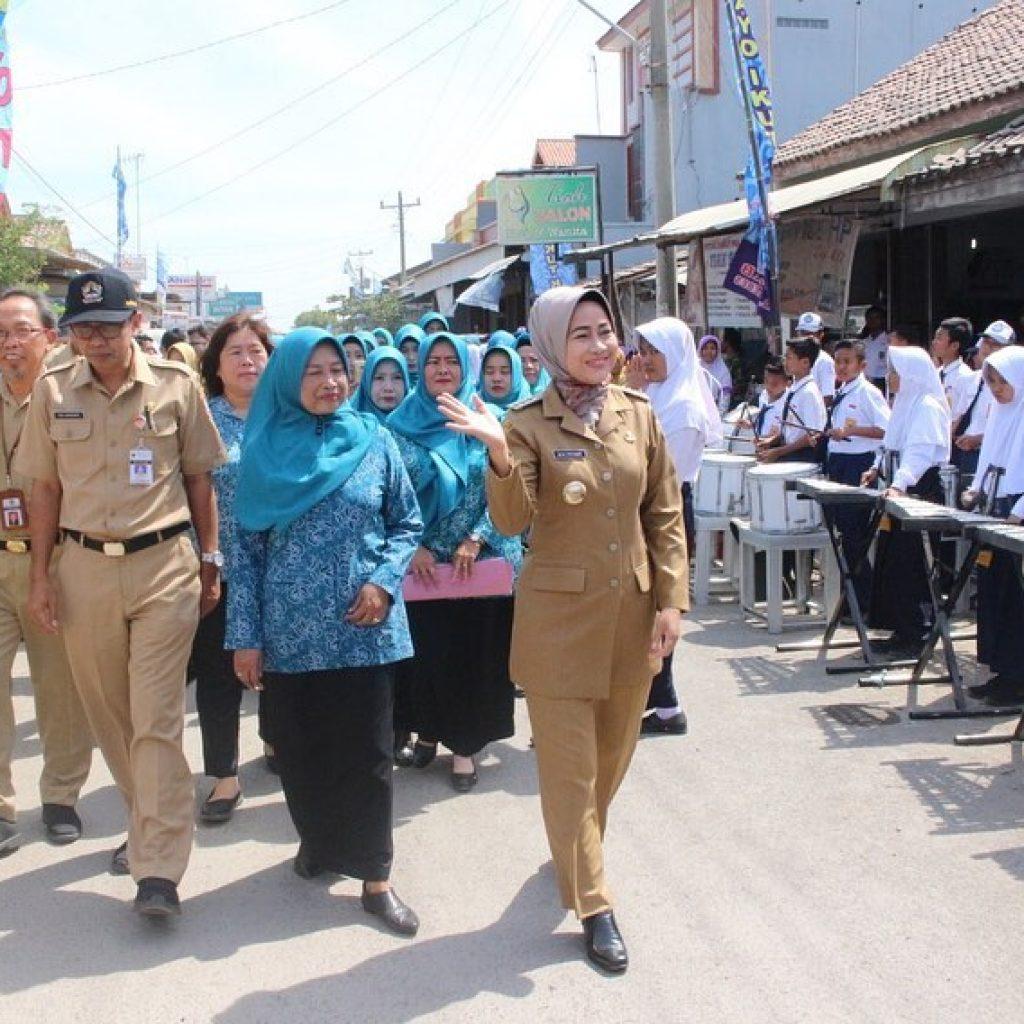 PKK Brebes Masuk 6 Besar Provinsi