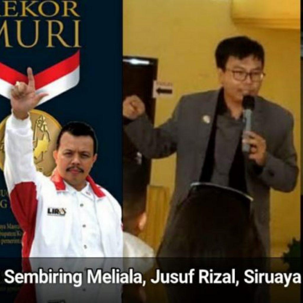 Jusuf Rizal,Jabat Sekjen Baru MOI
