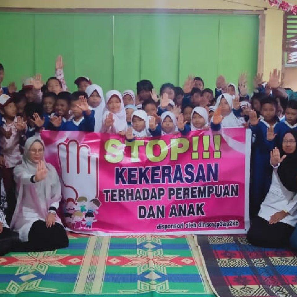 Bidang PPA Dinsos P3APPKB Meranti Beri Edukasi Akan Kejahatan Seksual Terhadap Anak