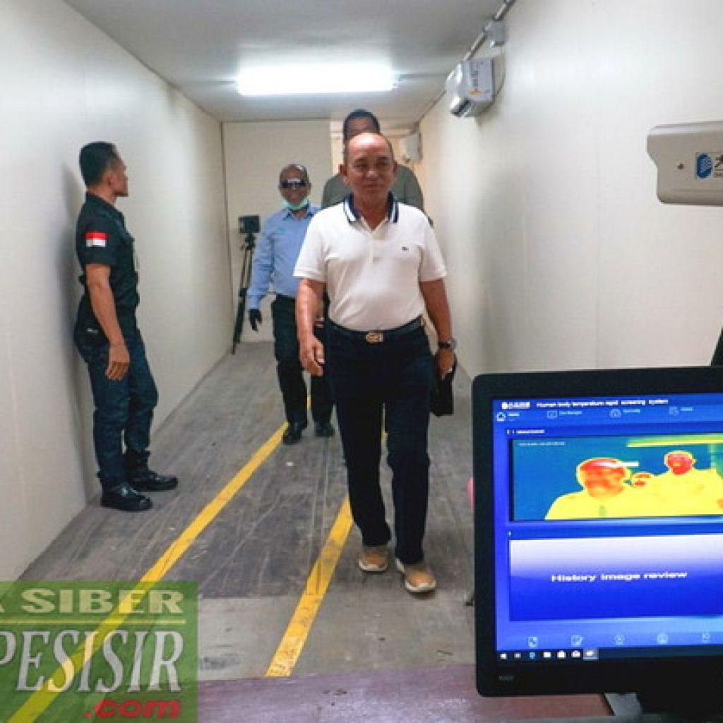 Bupati Pelalawan Apresiasi Langkah PT RAPP Antisipasi Pandemi Covid-19