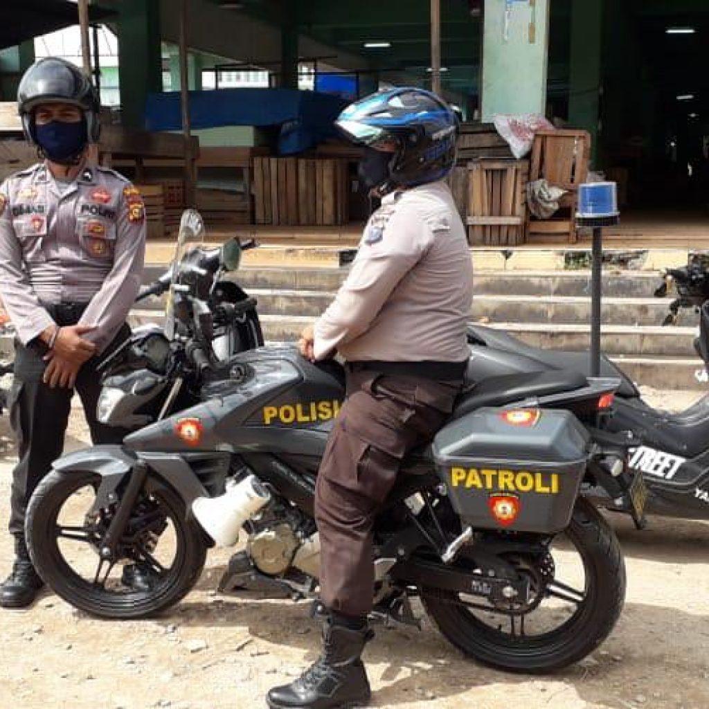 Polsek Tebingtinggi Gelar Patroli Sambang dan Dialogis