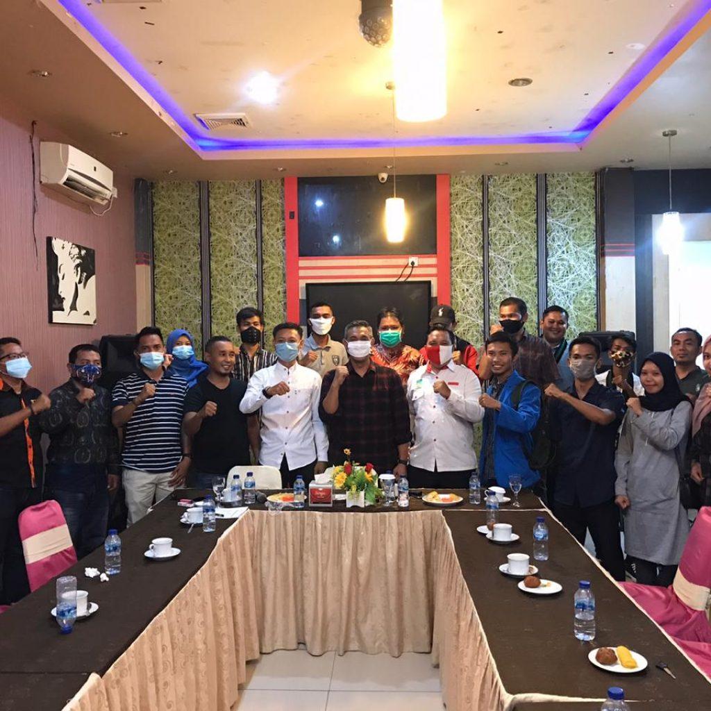 AKBP Eko Wimpiyanto Hardjito SIK, Jalin Silaturahmi Dengan OKP dan BEM