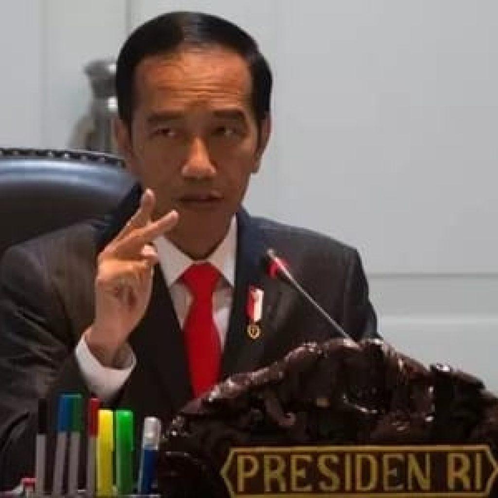 Presiden Jokowi Soroti Klaster Penularan Virus Corona Di Beberapa Tempat