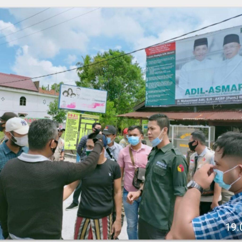 Diwarnai Aksi Protes dan Adu Argumen, Bawaslu Se Riau Tertibkan 11.890 Baliho dan Spanduk Calon Bupati/Walikota