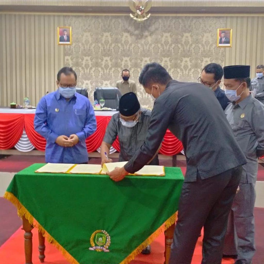 Jeck,Ketua DPRD Meranti : Klarifikasi Dana Aspirasi Dewan
